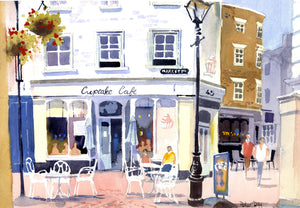 """The Cupcake Cafe, Margate, Kent"""