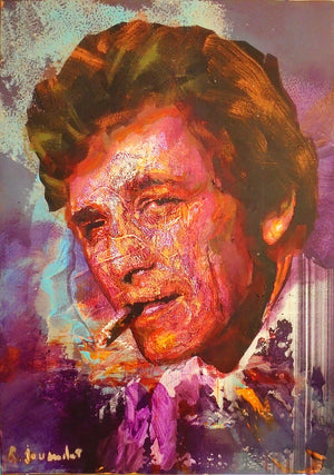 """Portrait of Peter Falk"""