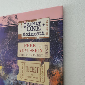 """Pink Universe - Free Admission"""