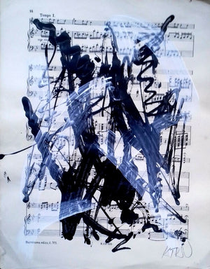 """Abstract on the Score II"""