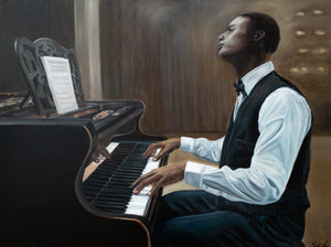 """The Pianist"""