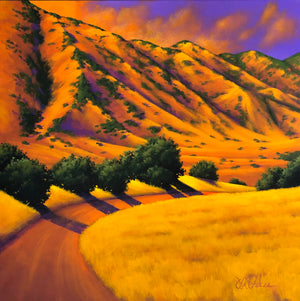 """Tranquil Foothills Trail"""