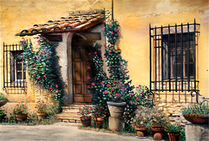 """Tuscany Doorway"""