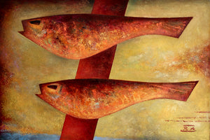 """Two Fishes"""