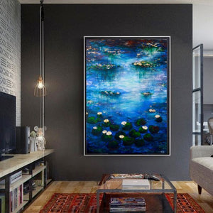 """Water Lily Paradise"""