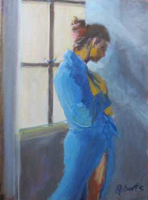 """The Blue Robe"""