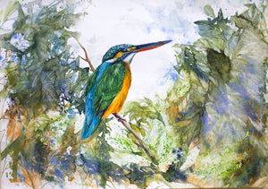 """The Common Kingfisher"""