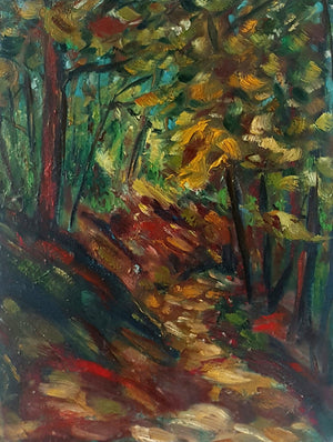 """Devils Glen in Autumn"""