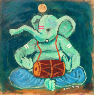 """Enlightened Ganesha #16"""