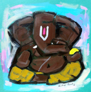 """Enlightened Ganesha #3"""