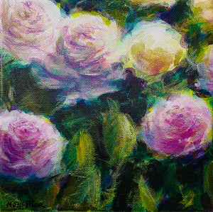 """Luminous Roses"""