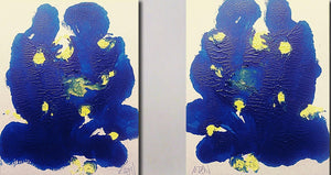 """Lovers"" (Diptych)"