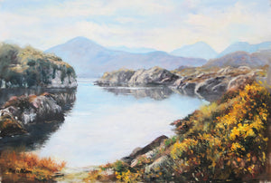 """Upper Lake, Killarney"""