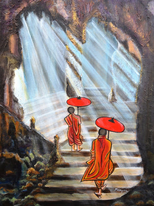 """Path to Enlightenment"""