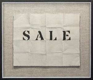 """Sale - Sold"""