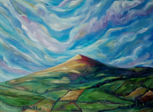 """The Rolling Fields of Croghan"""