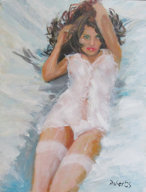 """The White Negligee"""