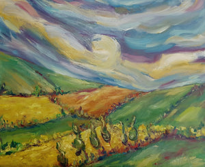 """The Golden Fields of Wicklow"""