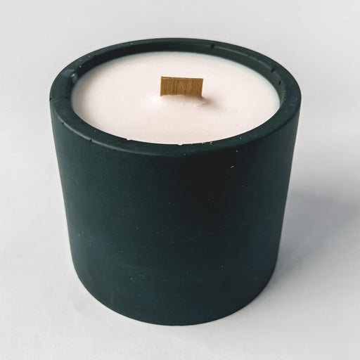 'THE ORIGINALS' DARK BLUE VEGAN SCENTED CANDLE ZLOW STUDIO - Pop the Bubble