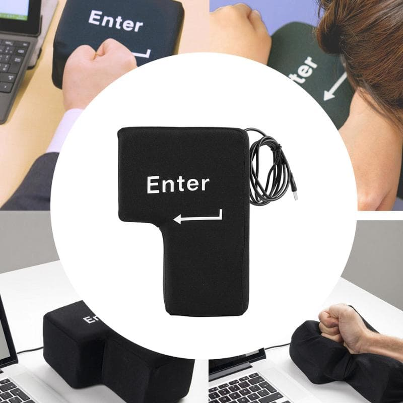 USB Anti Stress Enter Key