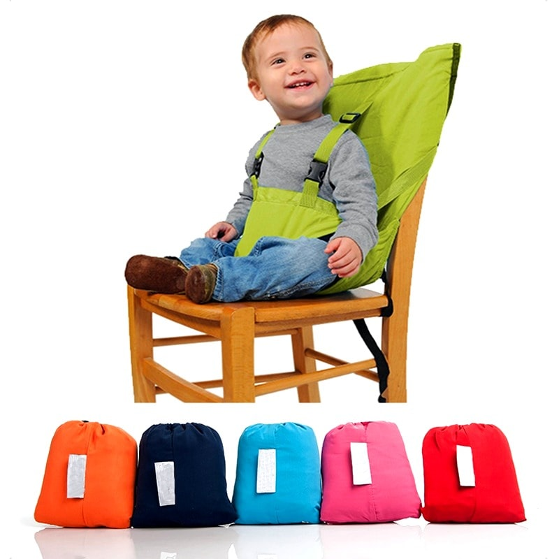 SacknSeat™ Portable Baby Seat