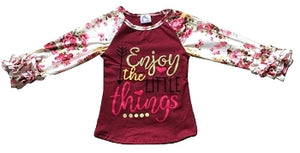 RAGLAN - Enjoy The Little Things