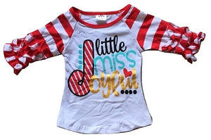 RAGLAN - Little Miss Joyful