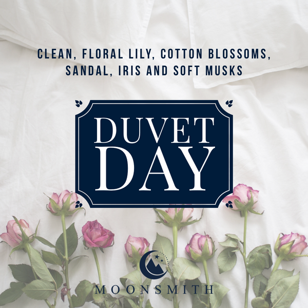 Duvet Day Wax Melt Snap Bar