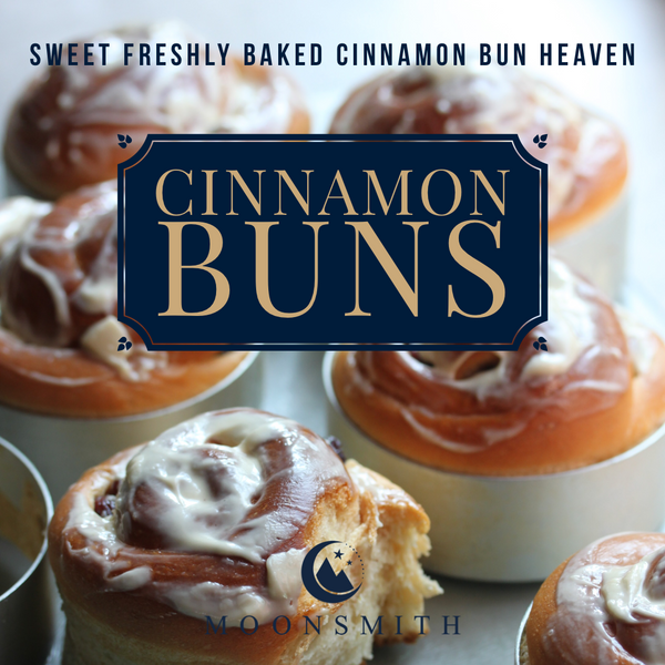 Cinnamon Buns Wax Melt Snap Bar