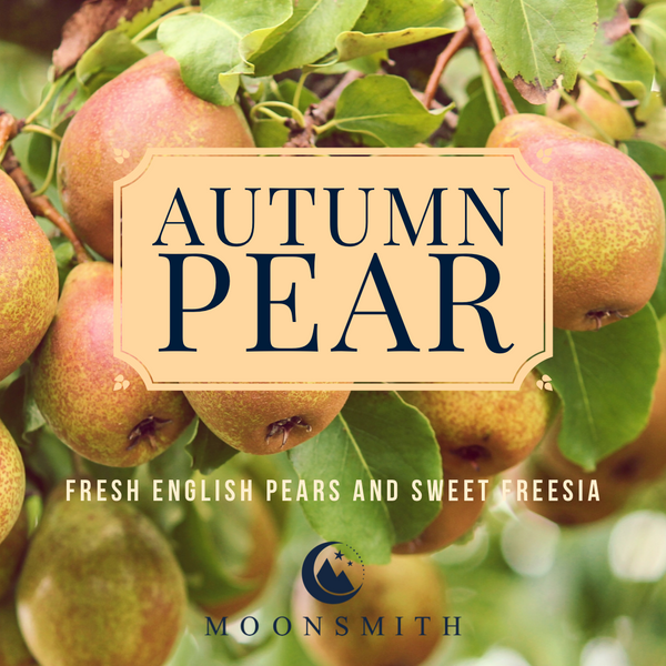 Autumn English Pears Wax Melt Snap Bar