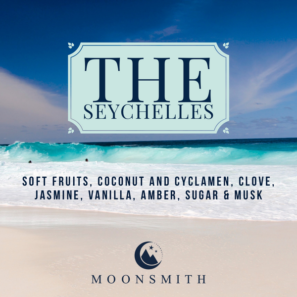 The Seychelles - Tropics - Wax Melt Snap Bar