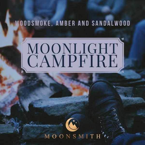 Moonlight Campfire Wax Melt Snap Bar