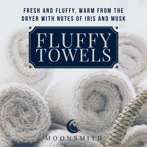 Fluffy Towels Wax Melt Snap Bar