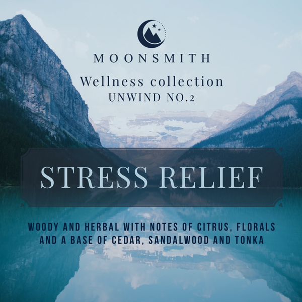 (Unwind No.2) Stress Relief Wax Melt Snap Bar