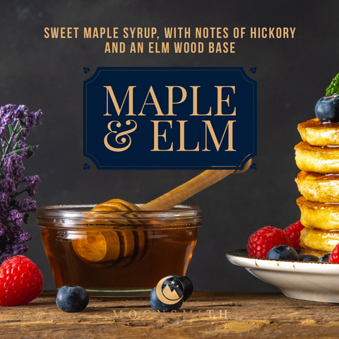 Maple & Elm Wax Melt Snap Bar