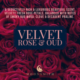 Velvet Rose & Oud Wax Melt Snap Bar