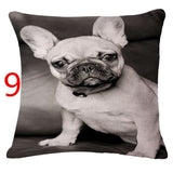 Dog Pillow Cases - Close Up Dogs Cushion Covers - 16 Designs