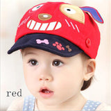 Dog Hats - Children's Puppy Printed Baseball Cap - 5 Colors