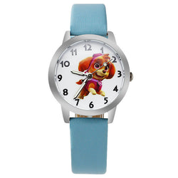 Dog Watches - Children's Cartoon Dog Quartz Watches - 7 Colors