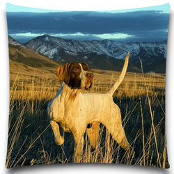 Dog Pillow Cases - Huge Range of Designs and Breeds to Choose from, Cotton/ Polyester - 5 sizes / 9 styles