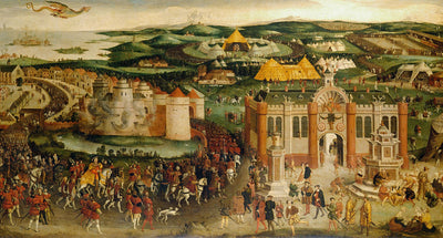 7- June 24 1520: The Field of the Cloth of Gold
