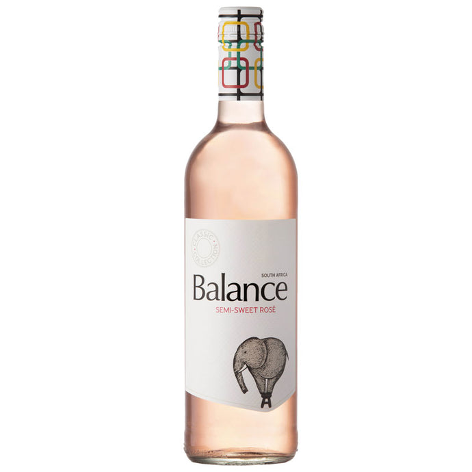 Balance Classic Semi-Sweet Rose (case of 6)