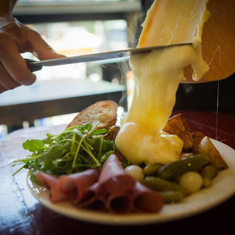 Raclette ost