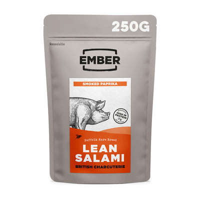 250g Lean Salami Slices