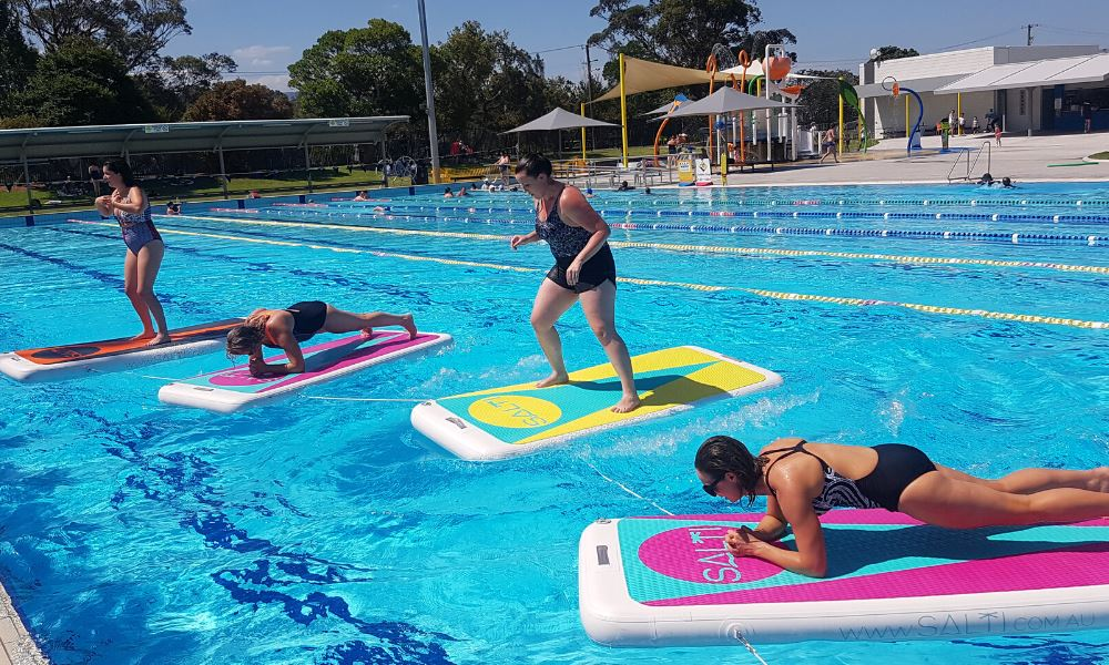 New location: Classes at Nowra Aquatic Park, NSW South Coast