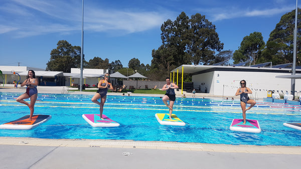 Nowra Aquatic Park -  Salti Float classes