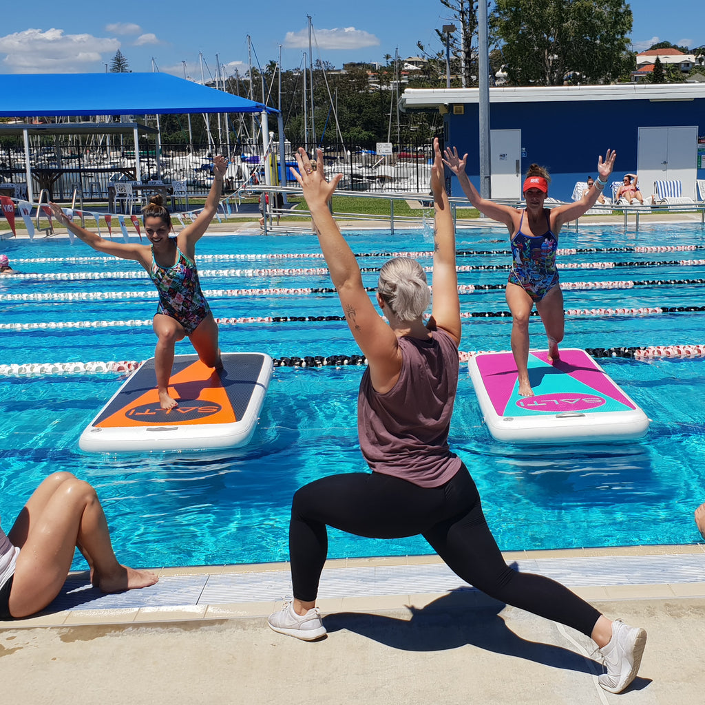 Salti Float classes in brisbane