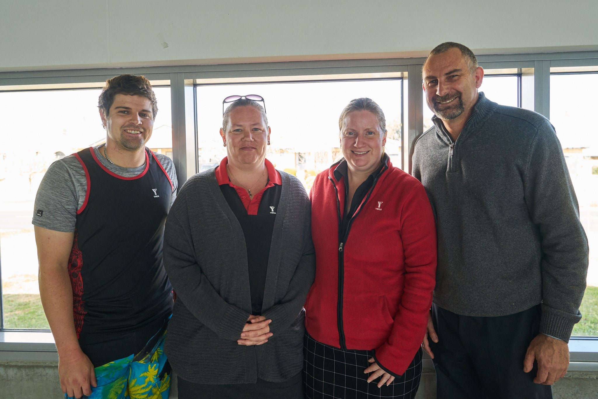 Gungahlin Leisure Centre launch of Salti Active Floating fitness classes