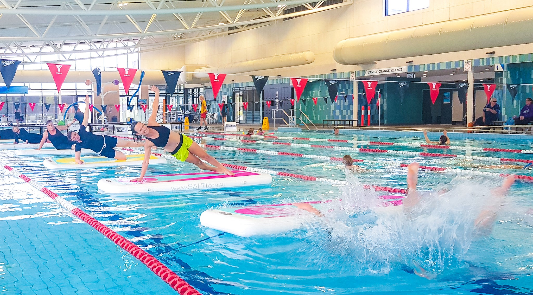 Fleurieu Aquatic Centre - YMCA Salti