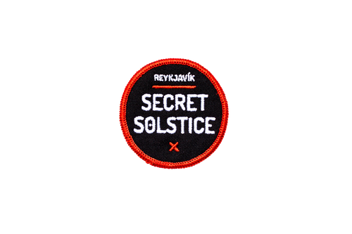 Secret Solstice Patch